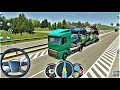 Euro Truck Driver 2018 OFFICIAL RELEASE! - Best Android Gameplay HD #3