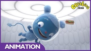 CBeebies: Messy Goes To OKIDO - What Is Gravity?