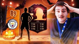 HALLOWEEN KARTA TRAFIONA! WALKOUT 89 OVERALL!!! | FIFA 19
