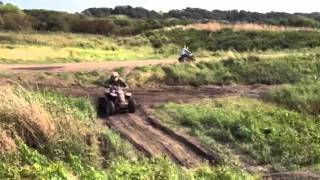 the biggest jump ever on a quad