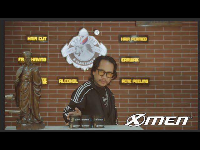Cùng team Vũ Trí thử thách xem con sáp X-men Salon Solutions có xịn như lời đồn???