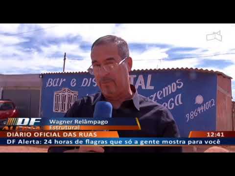 DFA - Bando usa espaço perto de creche para vender drogas