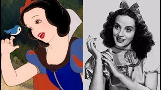 Snow White and the Seven Dwarfs (1937) Voice Actors Cast and Characters