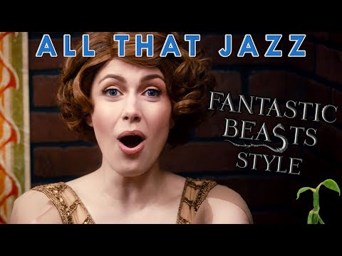 Chicago | All That Jazz | Fantastic Beasts style (Whitney Avalon)