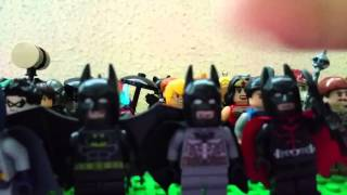 My Lego DC collection part 1
