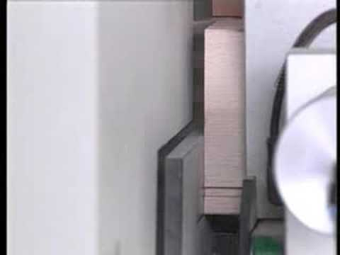 Omec F10 Automatic Dovetail Machine from Hermance Machine Company
