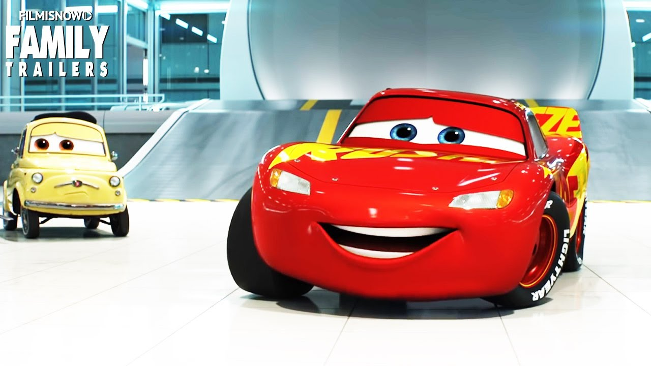 Cars 3 coolest all clips trailer compilation for - Watch cars 3 online free dailymotion ...