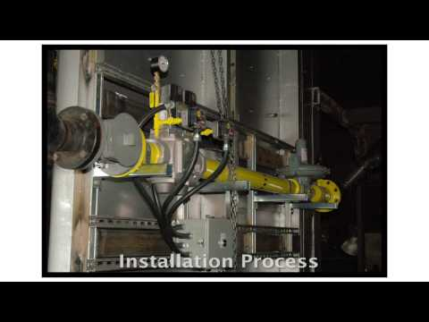 Industrial Gas Burners Installation, Start up Calibration, PLC, Dresser Gas Meter
