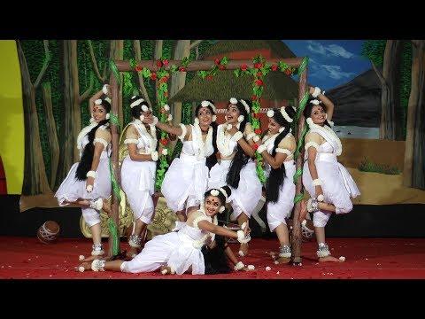 GROUPDANCE | GIRLS | FIRST | PAYYANUR COLLEGE | KNR UNI ARTS FEST 2019