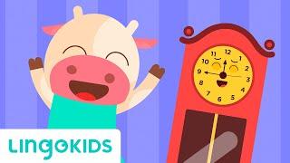 Hickory Dickory Dock - Nursery Rhymes & Baby Songs - Lingokids