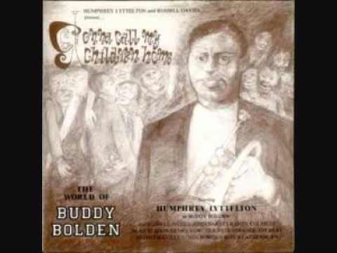 Humphrey Lyttelton, The world of Buddy Bolden.  Don
