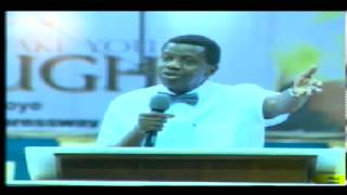 September  2013 RCCG Holy Ghost Service: God Will Make You Laugh