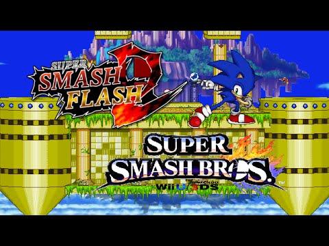 (SSF2 Mod: Audio) Sonic Speed