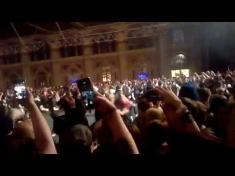 """Shots For The Boys""//Attila + Circle Pit @ Warped Tour UK ..."
