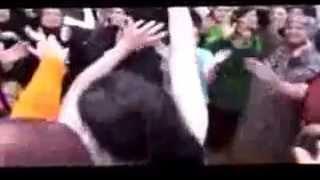 رقص بنات امبابة امام اللجان