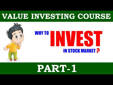 value investing courses