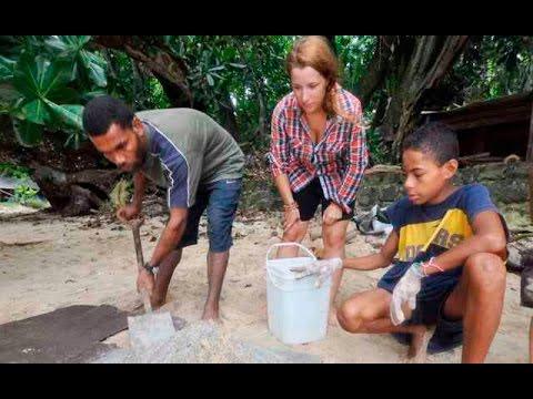Volunteering with Island Spirit, Fiji