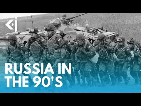 RUSSIA In The 90s | The DECLINE Of RUSSIA | Episode 1 - KJ Vids
