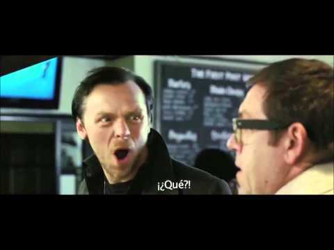 Una Noche en el Fin del Mundo - The World's End (2013) Tráiler Oficial Subtitulado HD filmografía de edgar wright