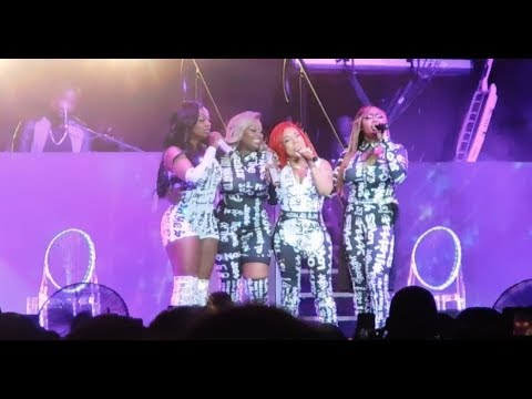 Xscape Live: Who Can I Run To, Do You Want To, Kickin It, Understanding & The Arms Of The One