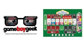 Wits & Wagers: Vegas Review with the Game Boy Geek