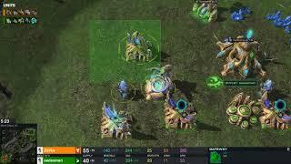 S1 Round 3 Game 3 [KYLE2]Zarko vs [KYLE]swissman