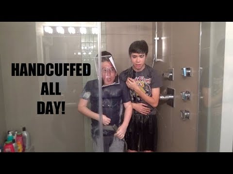 HANDCUFF CHALLENGE WITH