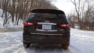 2015 Infiniti QX60 Road Test and Review