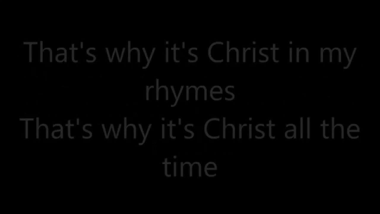 LECRAE : Don't Waste Your Life lyrics