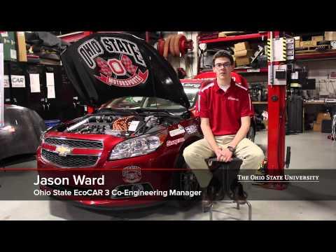 Meet the Ohio State EcoCAR 3 Team