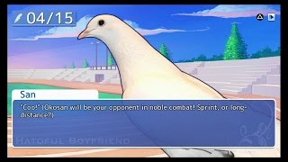 Hatoful Boyfriend (PS Vita / PlayStation TV) Video Review (Video Game Video Review)