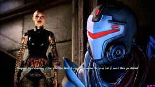 Mass Effect 2: Mordin