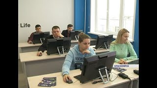 Современная учебная лаборатория открылась в красноярском аграрном университете