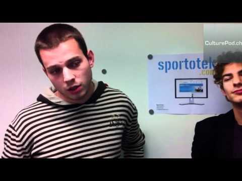 CulturePod: Sportotek, une startup suisse pour le sport