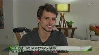 Rodrigo Caio zoa Denilson: Ficou presença com minha máscara