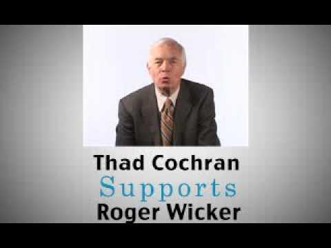 "Roger Wicker ""This November"" Ad Mississippi Senate"