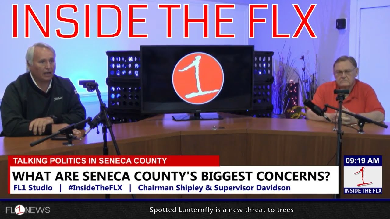 Shipley, Davidson talk development in Seneca County .::. Inside the FLX 6/5/18