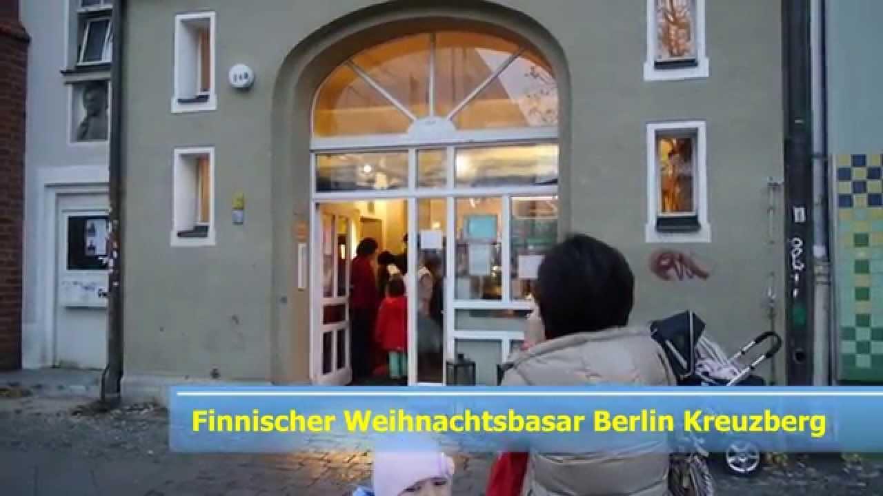 finnischer weihnachtsmarkt berlin 231114 youtube. Black Bedroom Furniture Sets. Home Design Ideas
