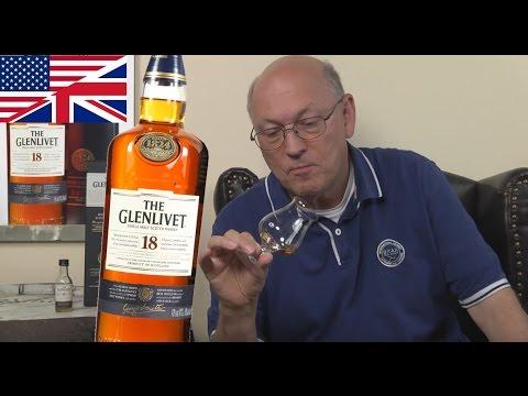 Whisky Review/Tasting: Glenlivet 18 years