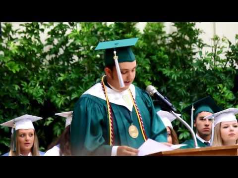 GLADES DAY SCHOOL 2017 GRADUATION FEATURING JONATHON NICHOLS