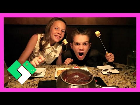 KIDS FIRST FONDUE EXPERIENCE (9.12.15 - Day 1260)