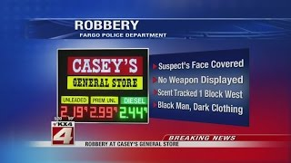 Robbery At Casey's Convenience Store