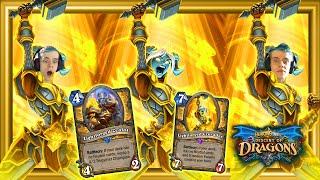 I Promise, PURE Paladin Will NOT Be A Disaster (No Neutral Cards!)