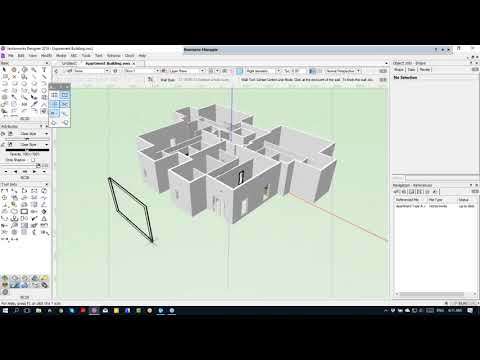 Putting a Project Together with Vectorworks 2018
