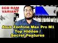 Asus Zenfone Max Pro M1 Hidden Features Tips & Tricks