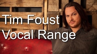 tim foust vocal range a0 a5 by axel fuentes