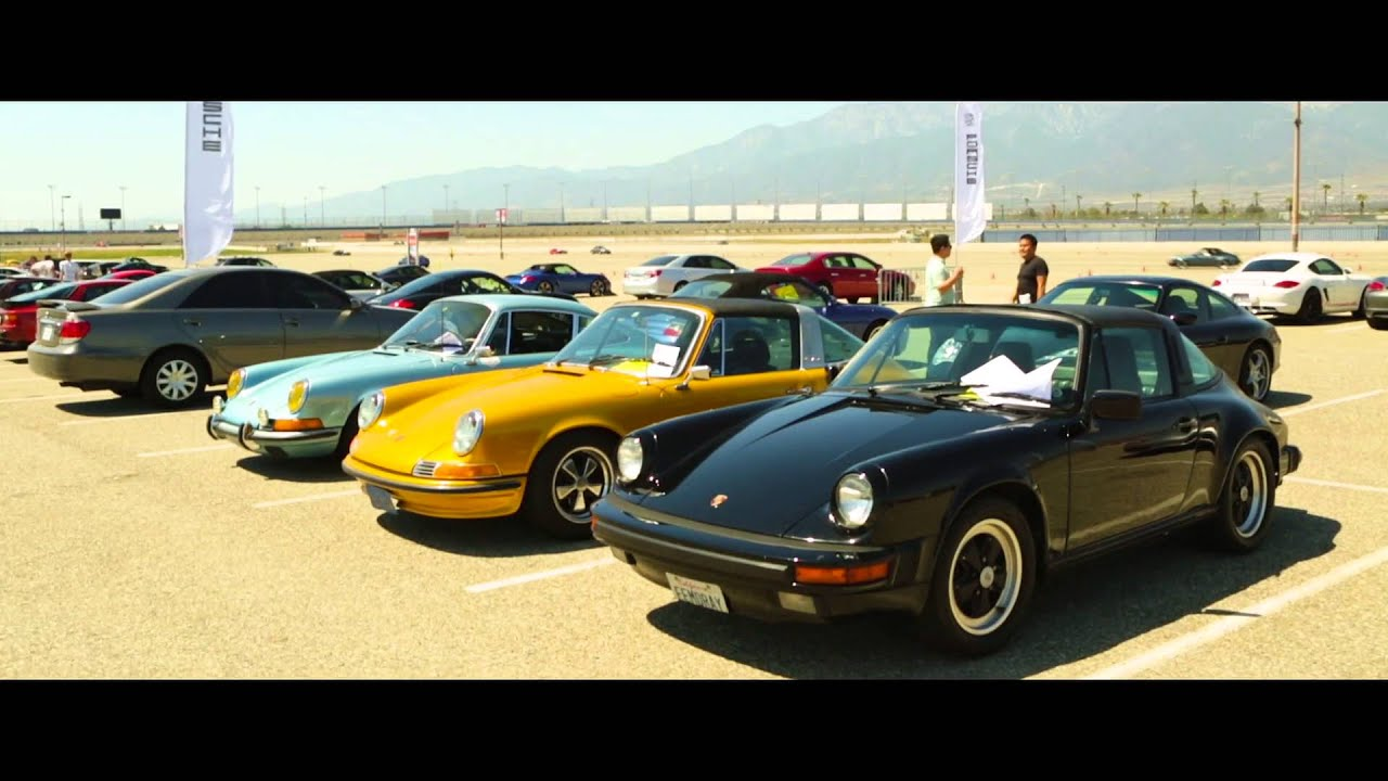 California Festival of Speed | Zone 8 - Porsche Club of America