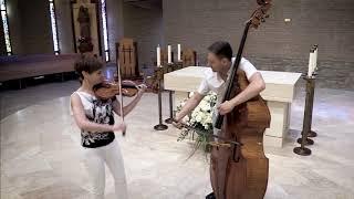 Karolina Radovani & Daniel Nix: Luigi Boccherini - Sonata in D Major, II. Vivace