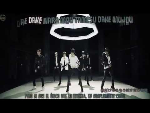 BTS - Danger Japanese Ver [SUB ESPAÑOL + KARAOKE]