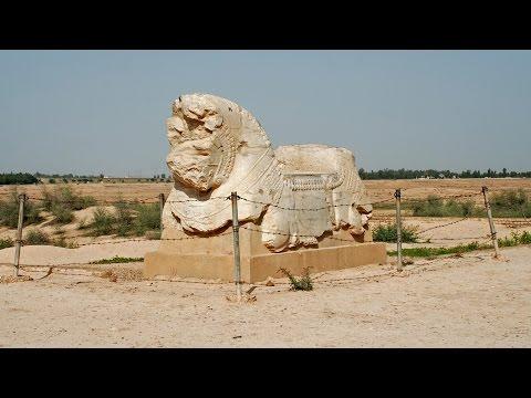 Iran - Susa - ziggurat Chogha Zanbil